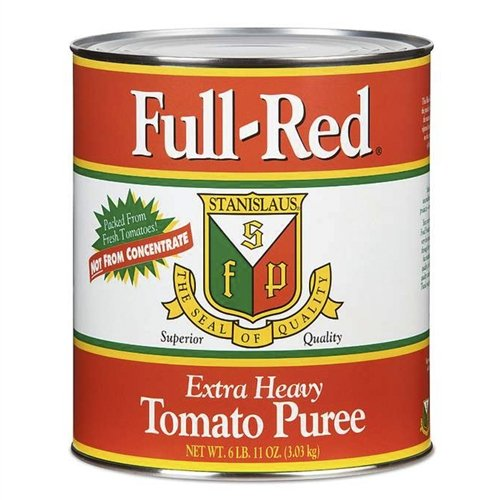 Full Red Tomato Puree #10