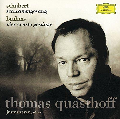 Schubert: Schwanengesang, D.957 (Cycle) - Order As Printed/All Verses - 6. In der Ferne: Wehe dem (Fern Printed)