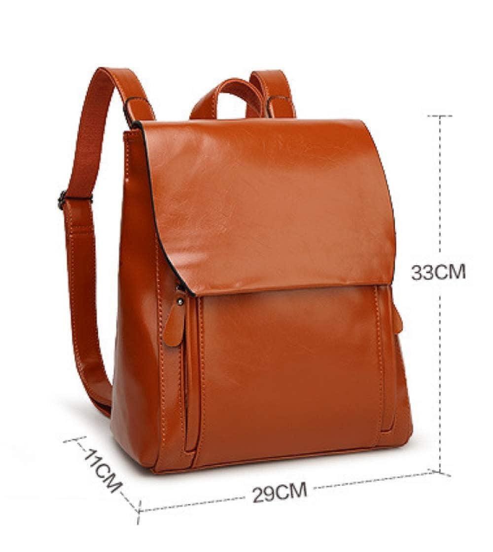 Damen-Mode-PU-Leder-Rucksack-Rucksack-Schüler-Schule Bag B07G55FWNJ Henkeltaschen Hochwertige Materialien Materialien Materialien 7a6ffb