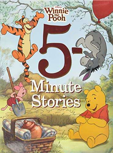 5-Minute Winnie the Pooh Stories (5-Minute Stories)