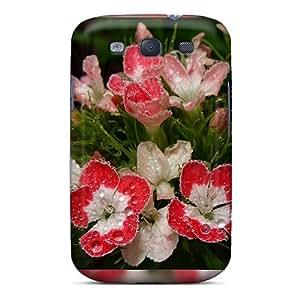 Premium Durable Heavy Dew Fashion Tpu Galaxy S3 Protective Case Cover