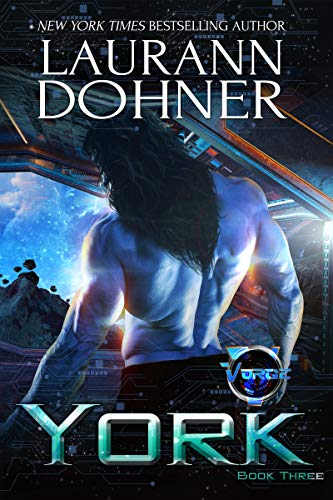 York (The Vorge Crew Book 3)