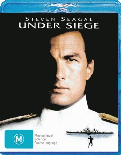 Steven Seagal Blu-ray Collection (Under Siege / Under Siege 2 / Hard to Kill / Nico: Above the Law / Executive Decision)