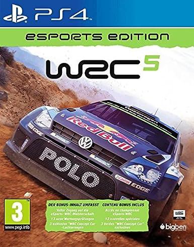 WRC 5 - eSports Edition: Amazon.es: Videojuegos