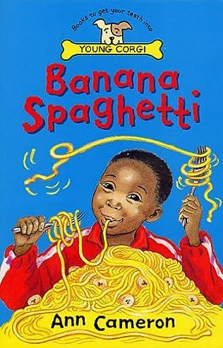 book cover of Banana Spaghetti