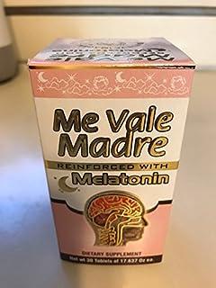 ME VALE MADRE PILLS REFORZADA CON MELATONINA
