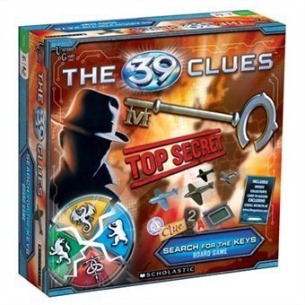 39 Clues Search for the Keys Game By University Games by University (39 Clues Game)
