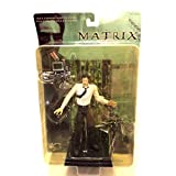 2000 N2 Toys The Matrix Action Figure - Mr. Anderson (Closed Mouth)