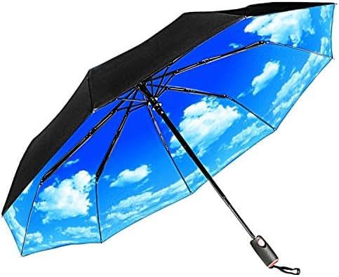 Repel Easy Touch Umbrella 11.5-Inch DuPont Teflon Travel Umbrella