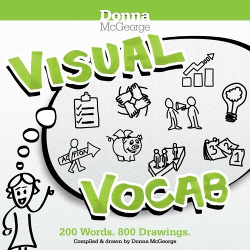 Visual Vocab [Donna Mcgeorge] (Tapa Blanda)