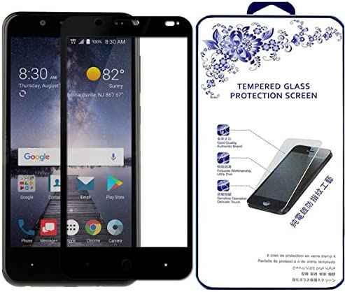 Vikuiti 2 x CV8 Screen Protector for ZTE Tania high Adhesiveness 100/% fits Ultra Clear Scratch-Resistant