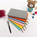 XDOBO A6 PU Leather Colorful Writing Notebook