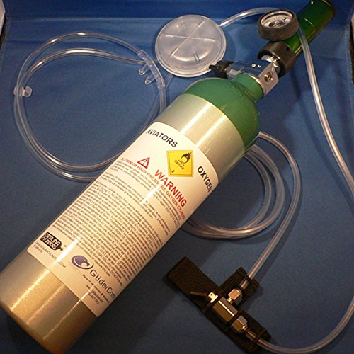 Oxygen System for Paragliding and Hang Gliding