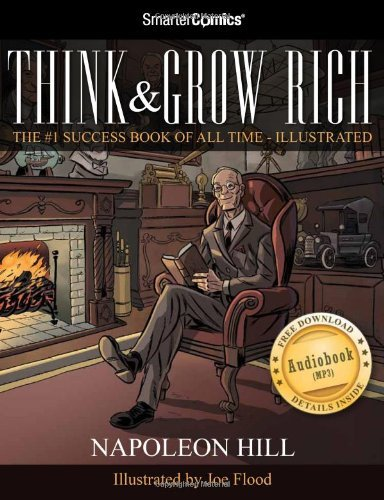 Think & Grow Rich from Smartercomics by Napoleon Hill (2012-10-01) (Think And Grow Rich Comic)