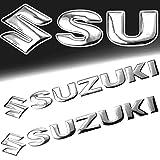 suzuki samurai emblem - (Pack of 2) 8