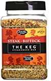 The Keg Steakhouse Steak Seasoning Gluten Free No MSG Added - 1.1kg | 38.8oz {Imported from Canada}