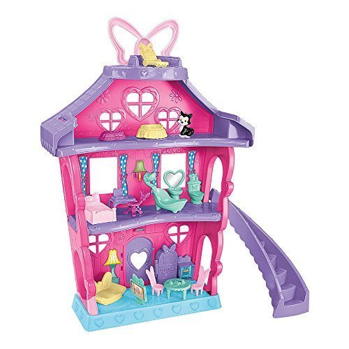Disney Junior Minnie Mouse Minnie's Magical Bow Sweet Mansion ()