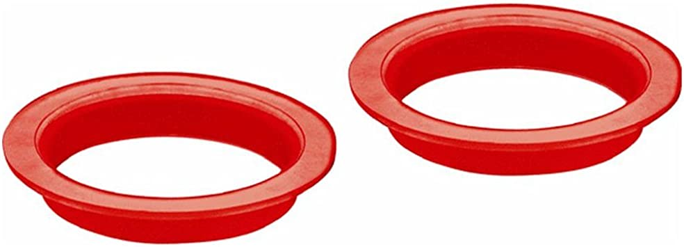 Amazon Com Keeney 50879tpruk 1 1 2 Inch Rubber Tailpiece Washer Red Home Improvement