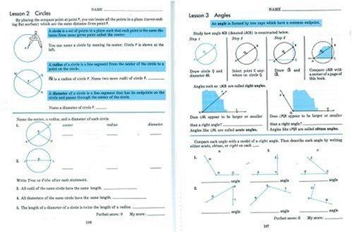 Spectrum Math, Grade 8 (McGraw-Hill Learning Materials Spectrum ...