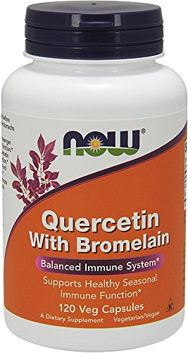 Cheap Quercetin w/ Bromelain 120 VegiCaps