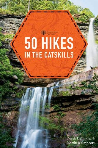 50 Hikes in the Catskills (First Edition)  (Explorer's 50 Hikes) (Best Hiking Trails In Ny)