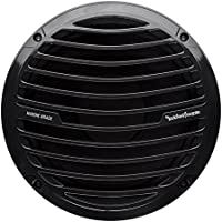 Rockford RM110D4B 10-Inch Dual 4-Ohm Subwoofer, Black