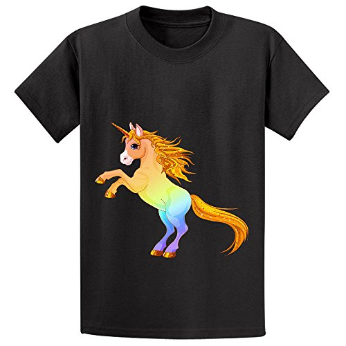 vanky-unicorn-flying-boys-print-crew-neck-t-shirt-black