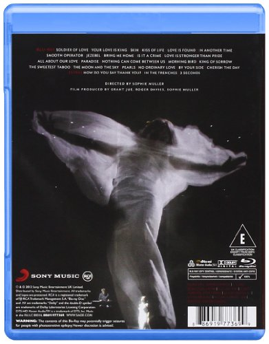 Bring Me Home - Live 2011 [Blu-ray] by Epic (Image #1)