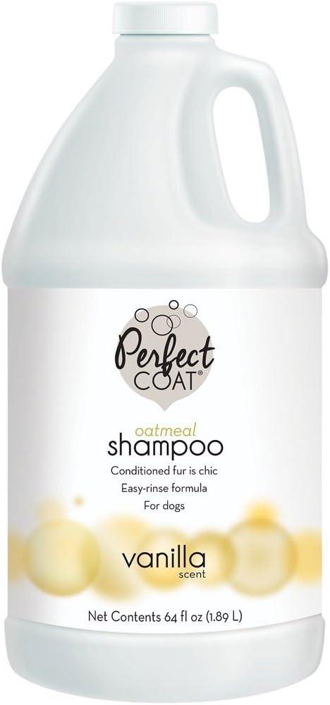 Perfect Coat Natural Oatmeal Shampoo - French Vanilla