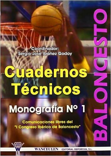 Baloncesto: Cuadernos Técnicos Nº 1: Amazon.es: Sergio José Ibáñez ...