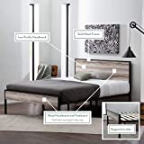 Everlane Home Carson Metal Platform Bed Frame with