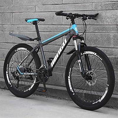 QZMJJ Off-Road Ciclismo, Bicicleta de montaña 26 Pulgadas de ...
