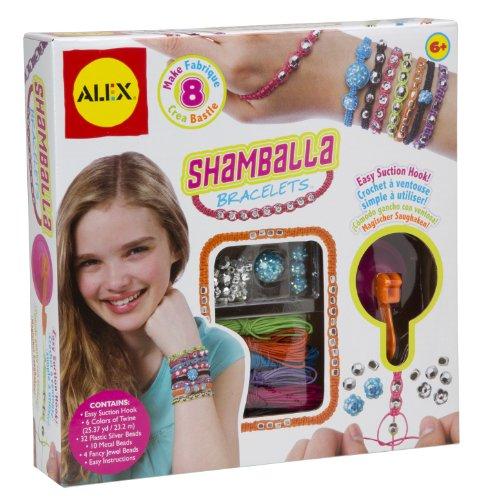 ALEX Toys DIY Wear Shamballa - Toys Kit Alex