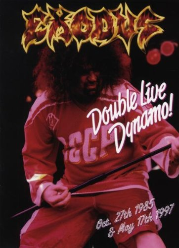 DVD : Exodus - Double Live Dynamo (DVD)