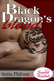 Black Dragon's Blood by [Philmar, Anita]