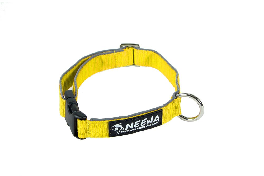 Neewa Collar Easy Fit, S, Amarillo: Amazon.es: Productos para mascotas