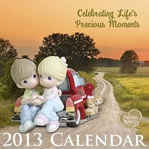 Precious Moments 2013 Wall Calendar