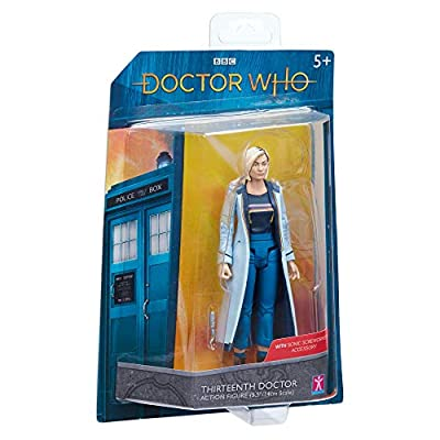 Doctor Who 6845 13th Action Figure, Multi: Toys & Games