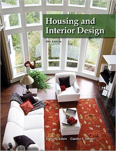 Housing and Interior Design: Evelyn L. Lewis Ed.D., Carolyn Turner ...