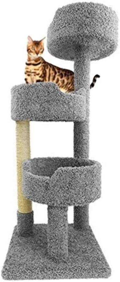 Top 10 Best Cat Tree For Large Cats [Updated November 2020] 8