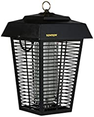 Are you troubled by more insects than you can swat? Sick of citronella? Driven mad by mosquitoes? The Flowtron 80-watt electronic insect killer is just what you need to remove pesky insects from the guest list at your next picnic or outdoor g...