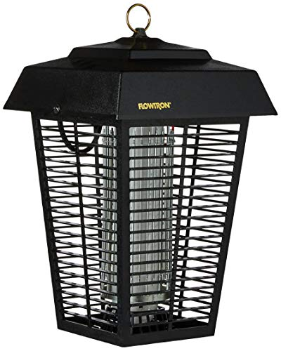 Flowtron BK-80D 80-Watt Electronic Insect Killer, 1-1/2 Acre Coverage (Best Outdoor Mosquito Repellent Reviews)