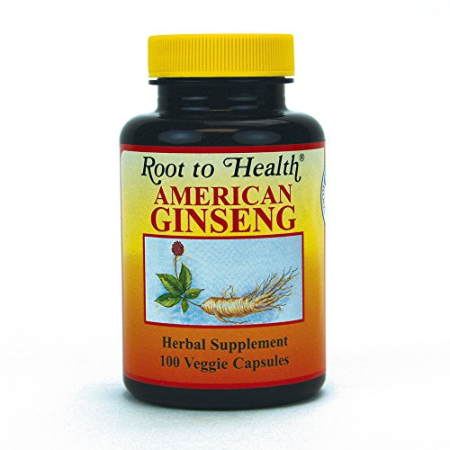 Hsu's Ginseng SKU 1001 | American Ginseng Capsules, 100ct | Cultivated American Ginseng from Marathon County, Wisconsin USA | 许氏花旗参丸 | 100ct Bottle, B000153QYG For Sale