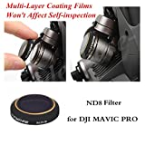 HD ND8 Lens Filters Gimbal Camera Accessories for DJI MAVIC Pro Drone parts