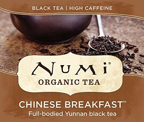 Numi Organic Tea--Chinese Breakfast, Full Leaf Black Tea