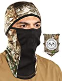 Automotive : Tough Headwear Balaclava with Realtree Edge - Windproof Ski Mask - Cold Weather Face Mask for Hunting, Fishing, Camping, Skiing, Motorcycling & Winter Sports. Ultimate Protection from The Elements