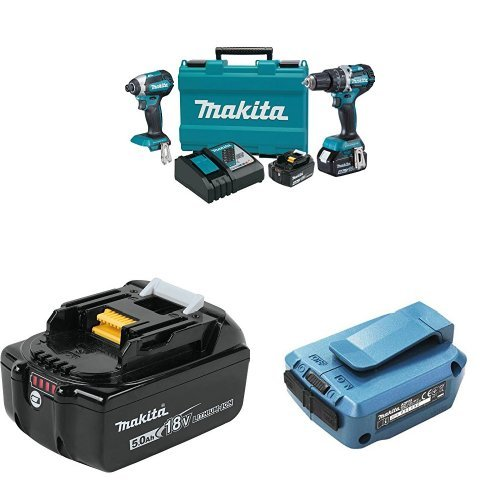 Learn More About Makita XT269M 18V LXT Lithium-Ion Brushless Cordless 2-Pc. Combo Kit (4.0Ah) with f...
