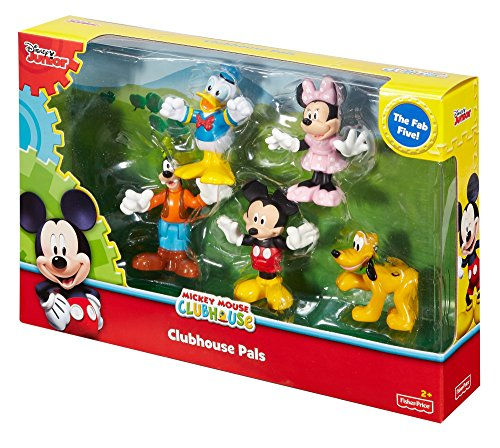Fisher-Price Disney Mickey Mouse Clubhouse, Clubhouse Pals by Fisher-Price (Image #2)