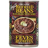 Amy'S Kitchen Organic Refried Black Beans, 398 ml