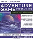 The Little Book Of Adventure Game Programming: Program Retro Text Adventures in C# (and other languages)